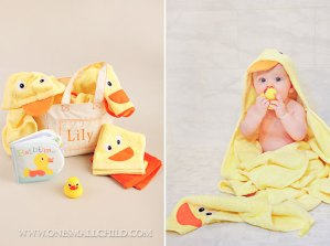 Bath Time Gift Tote | Easter Gift Basket
