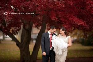 Fall Christening Portrait Ideas-Lexi-Bella Photography 2