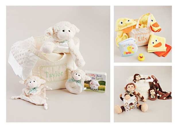 Baby Easter Gift Baskets   One Small Child