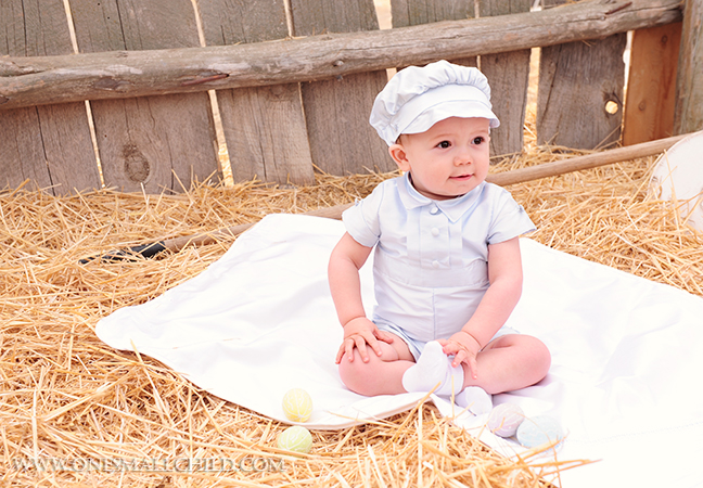 Noah Blue Christening Outfits for Boys   One Small Child