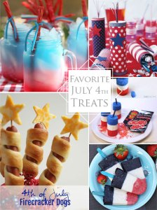Favorite Fourth of July Treats