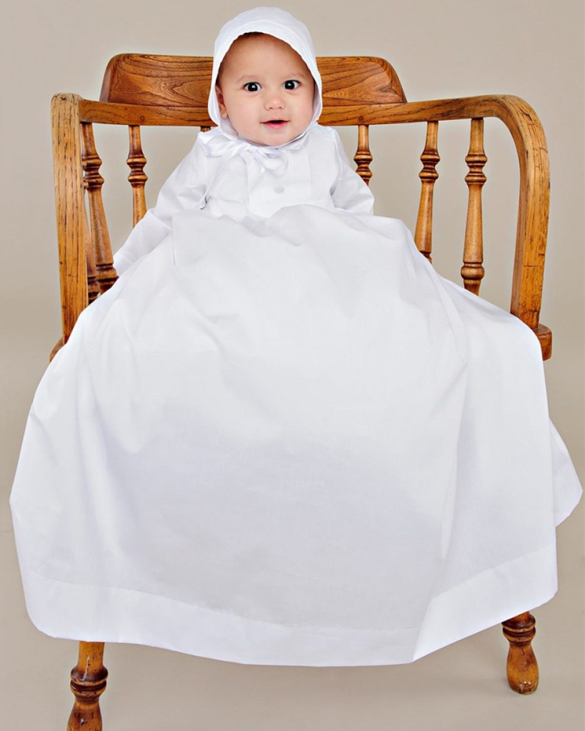 Justin Christening Gown