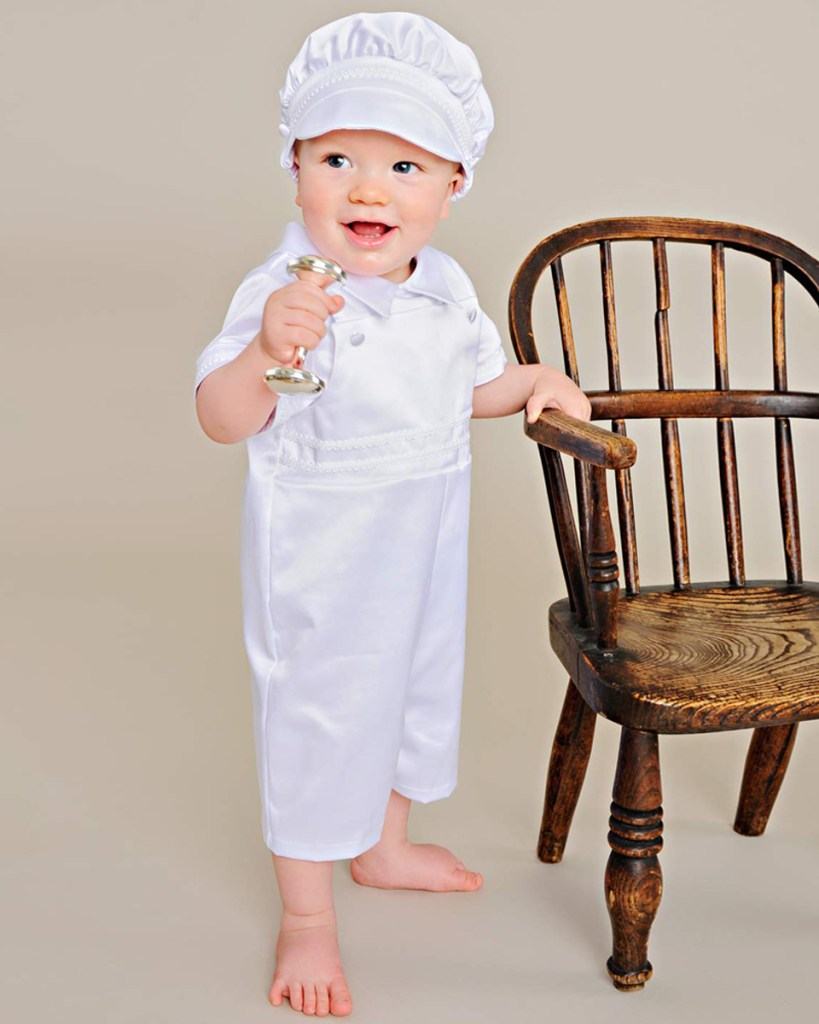 Oliver Christening Outfit