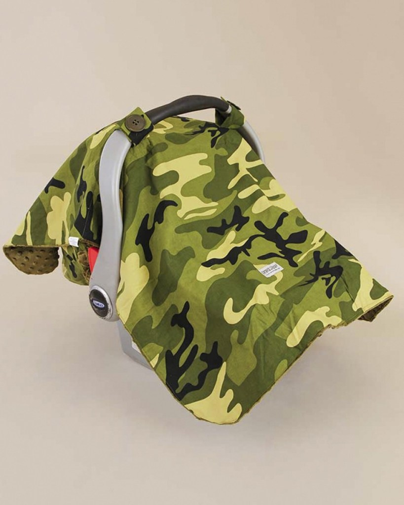 Hunter Car Seat Cover