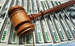 gavel money court settlement