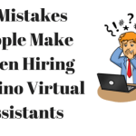 11 Mistakes People Make When Hiring Filipino Virtual Assistants