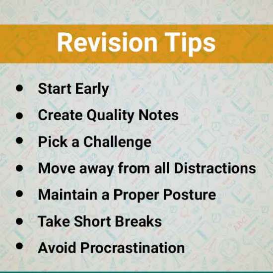 Revision-Tips