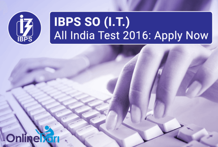 IBPS-SO-All-India-Test-2016-Register