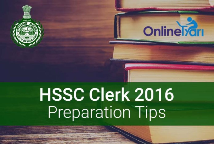 How to Prepare for HSSC Clerk Recruitment Examination