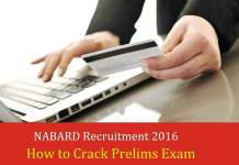 How to Crack NABARD Grade A, B Officer Prelims Exam 2016