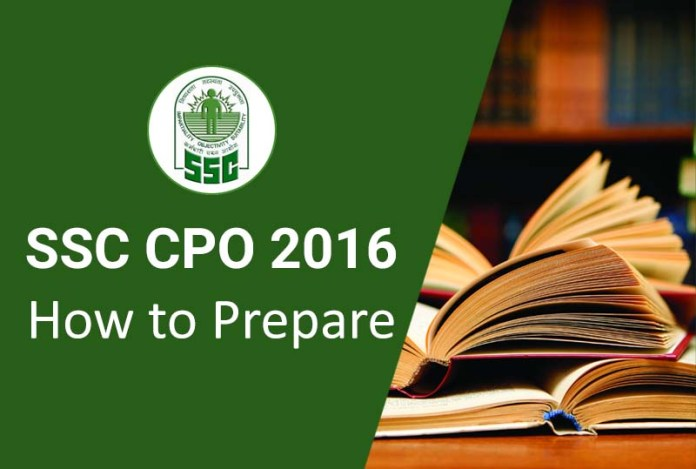 How to Prepare for SSC SI ASI Recruitment Examination 2016