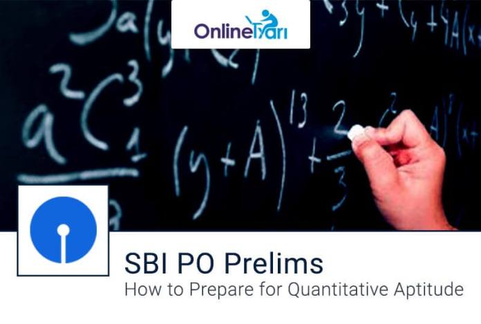 How to Prepare for Quantitative Aptitude for SBI PO Prelims 2016