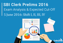 SBI Clerk Exam Review Prelims 5 June