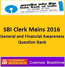 SBI Clerk Financial Awareness Mock Test Series