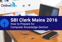 SBI Clerk Mains Preparation for Computer Awareness