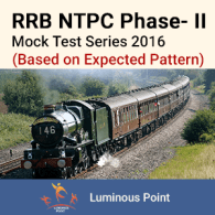 RRB-NTPC-Phase-II-Mock-Test-Series-2016