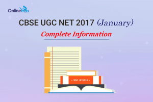 CBSE UGC NET Exam January 2017 Notification, Eligibility, Apply Now
