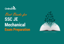 Best Books for SSC JE Mechanical Exam Preparation