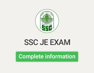 SSC Junior Engineer Exams