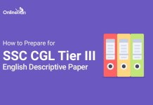 How to Prepare for SSC CGL Tier 3 English Descriptive Paper