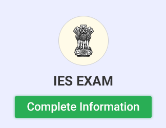 IES Recruitment Examination