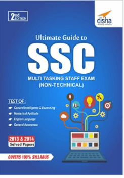 Ultimate Guide to SSC Multi Tasking Staff (Non Technical) Exam 2nd Edition