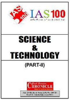 Science and Technology (Part-2) for IAS Prelms-2017