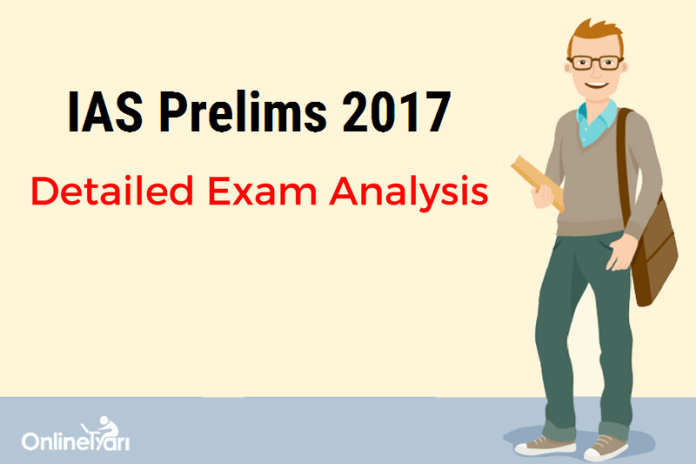 UPSC IAS Prelims Exam Analysis 2017: Subject-wise Difficulty Level