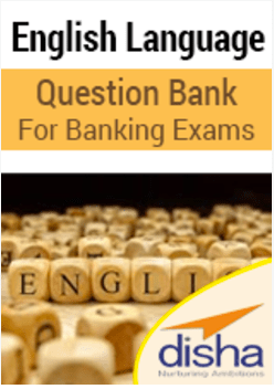 English Language Question Bank for Banking Exams