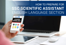 How to Prepare for SSC Scientific Assistant English Language Section