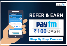 Refer & Earn Paytm Cash