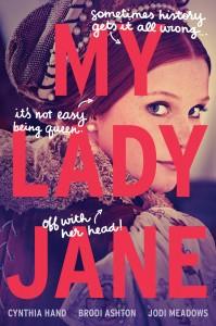 My Lady Jane in June