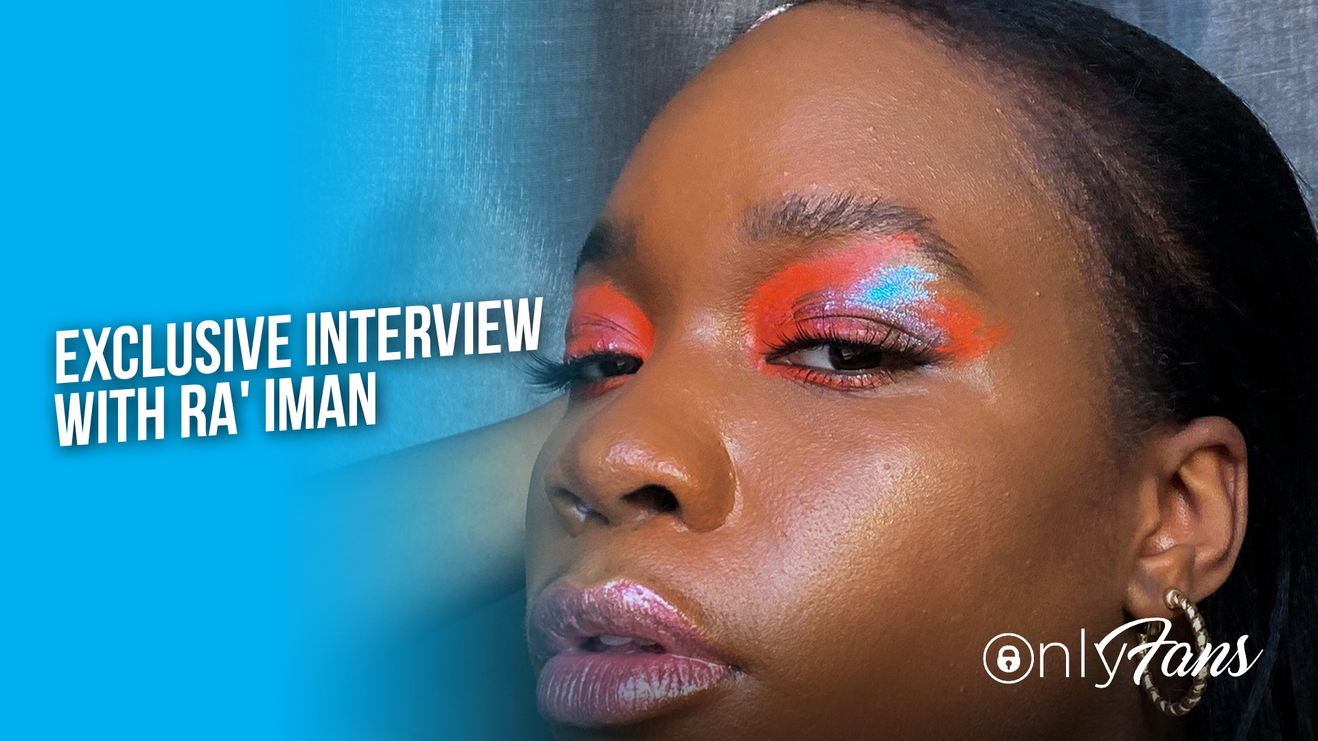 Exclusive Interview With Ra' Iman