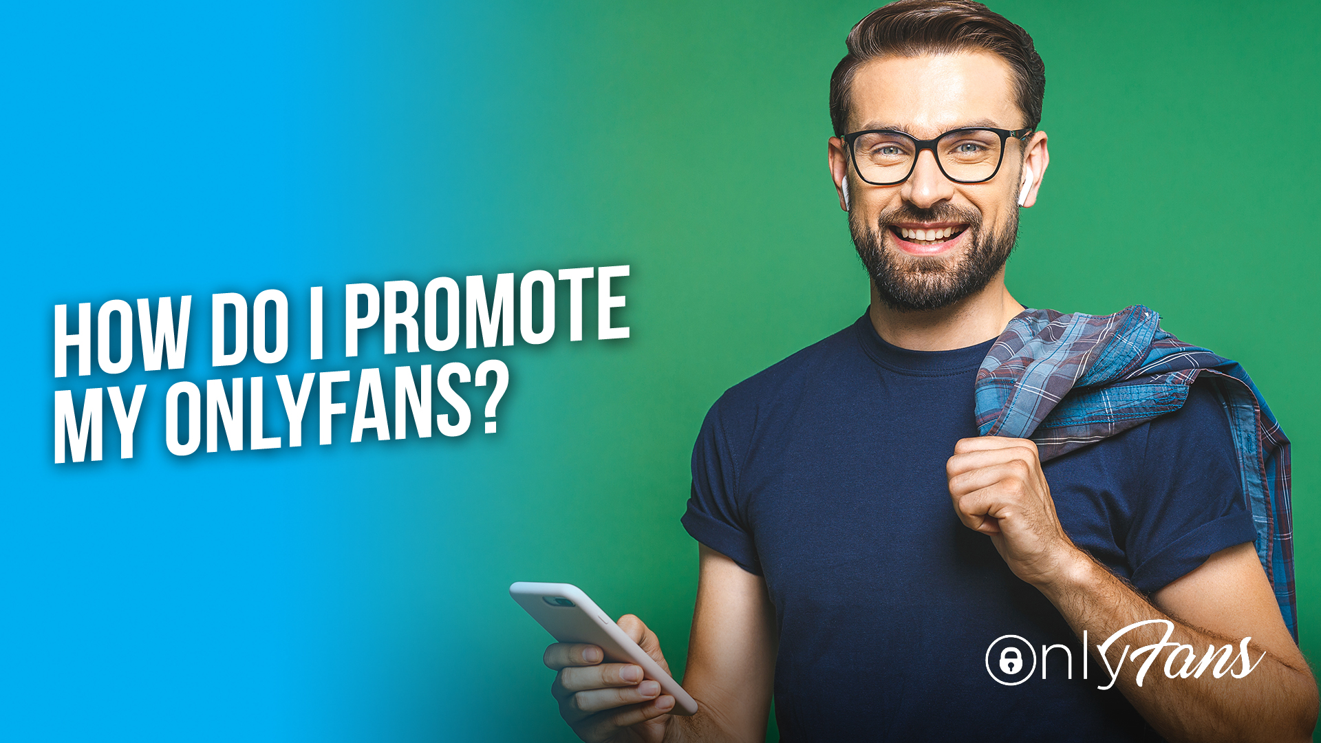 How do I promote my OnlyFans?