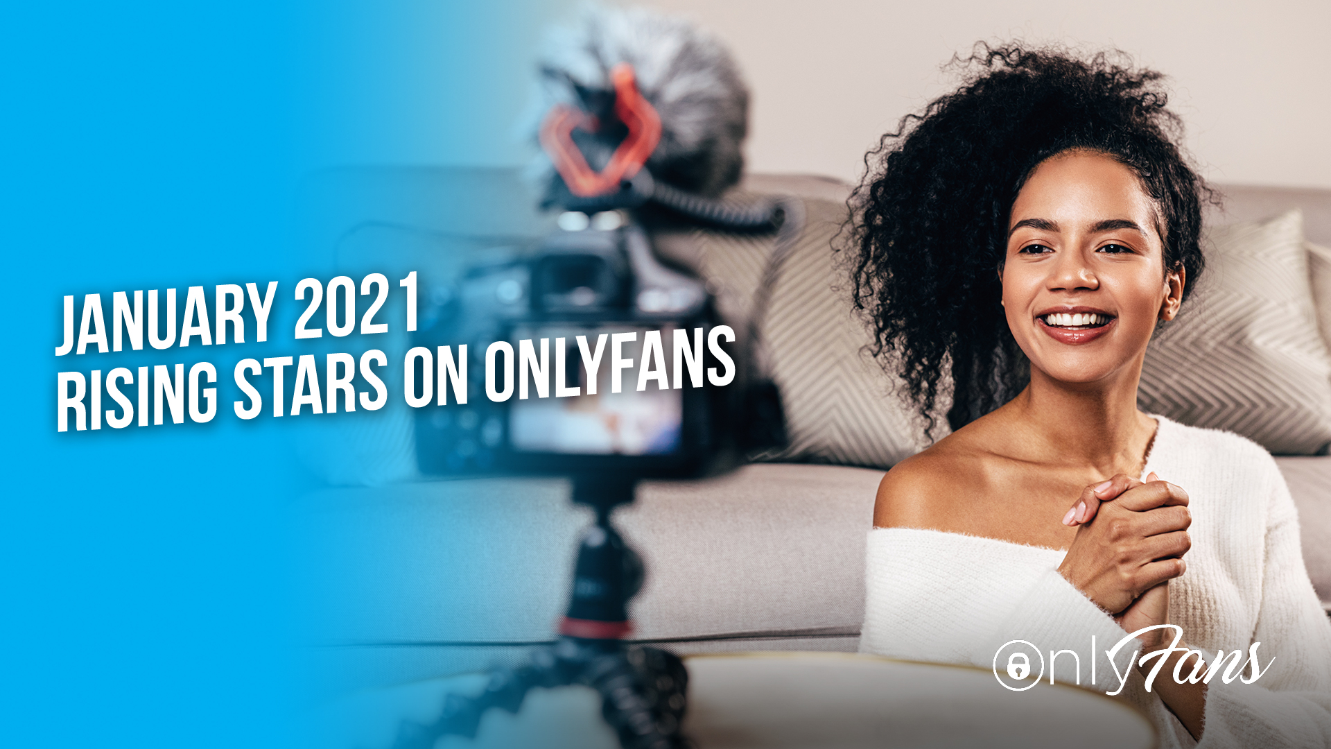January 2021 Rising Stars on OnlyFans