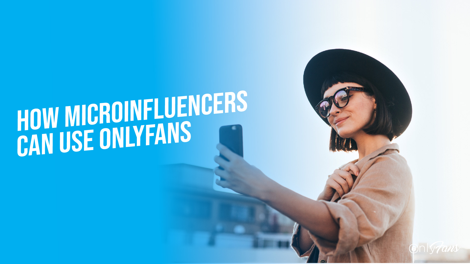 how microinfluencers can use OnlyFans