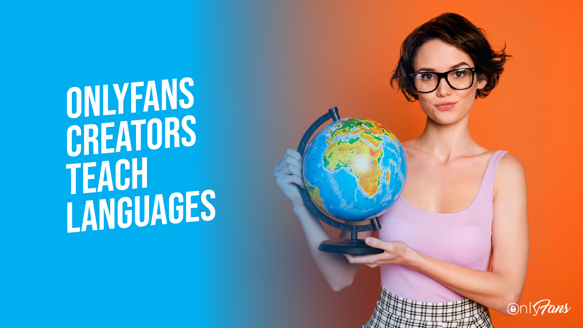 OnlyFans Creators Teach Languages