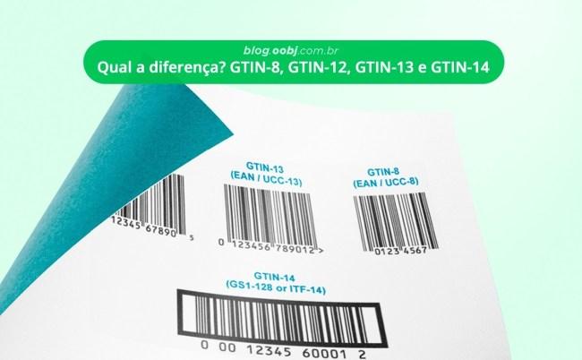 Entenda as diferenças entre GTIN