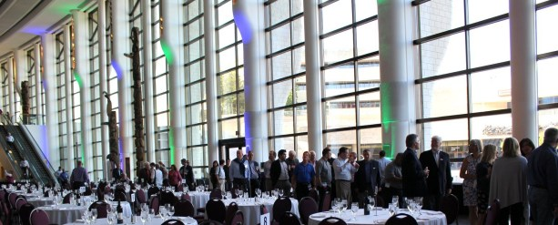 The Open Group dinner event at the Canadian Museum of History, Ottawa