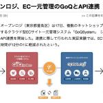 WEBメディア『Logistics Today』にGoQSystemとのAPI連携について掲載されました