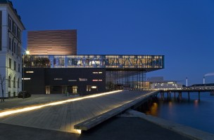 "Royal Danish Playhouse ""Skuespilhuset"", Kopenhagen / Foto: Jens Lindhe"