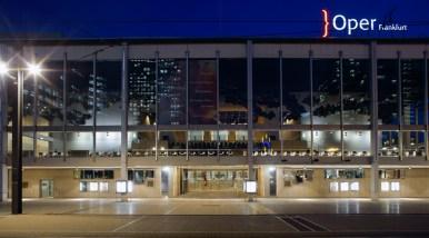Städtische Bühnen Frankfurt; Oper Frankfurt / Foto: Uwe Dettmar
