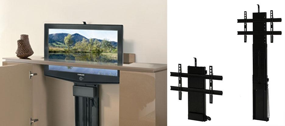 Lassen Sie Ihren TV bei Nichtgebrauch einfach verschwinden