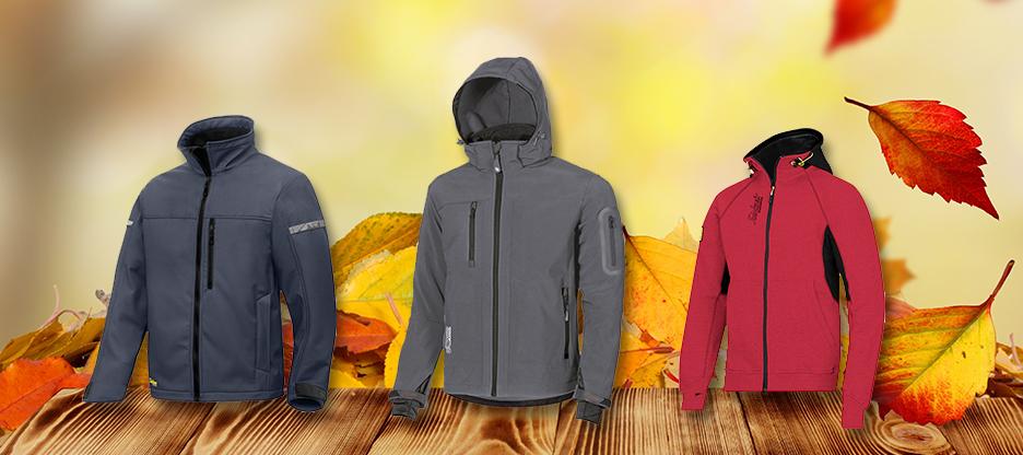 Arbeitsbekleidung Herbstkollektion