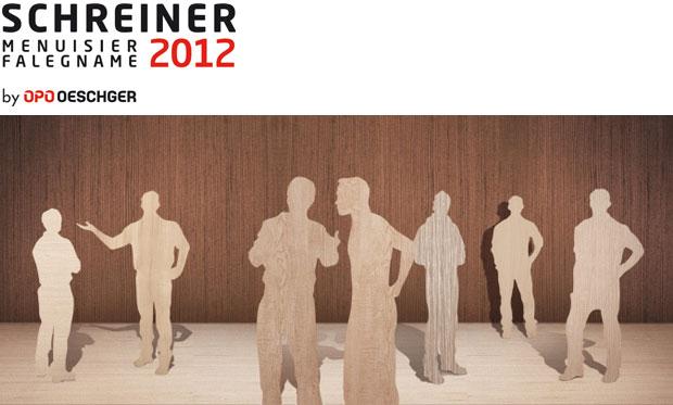 SCHREINER / MENUISIER 2012 – Treffpunkt der holzverarbeitenden Branche