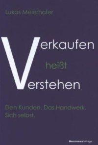 Cover Verkaufen heisst Verstehen