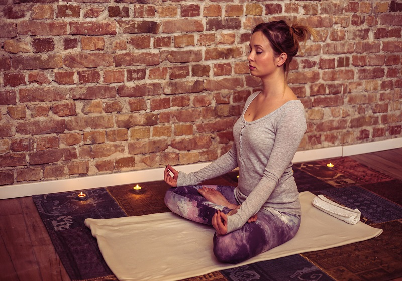 Grounding meditation