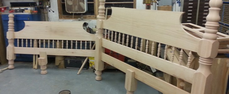 Heirloom Bedpost Project Sees Completion