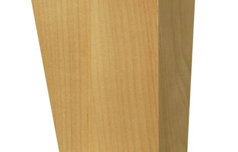 "5"" Tall Tapered (2-sided) Foot"