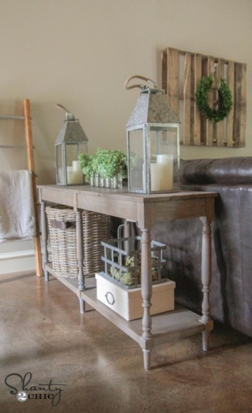 DIY Shanty2Chic Tall Stool Leg